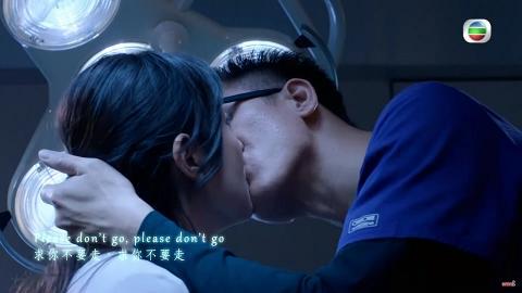 【白色強人】馬國明唐詩詠世紀之吻終於出現 李佳芯心酸 網民開心:甜到蛀牙