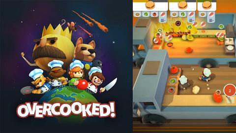 《Overcooked》PC版限時免費 任玩28個關卡!約齊朋友燒廚房