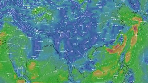 一連五日處於攝氏33度高溫!歐美天氣系統預計下周末有颱風形成或逼近香港