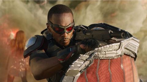【蜘蛛俠:決戰千里】原定安排新美國隊長現身 Marvel:這個原因決定刪走飛隼