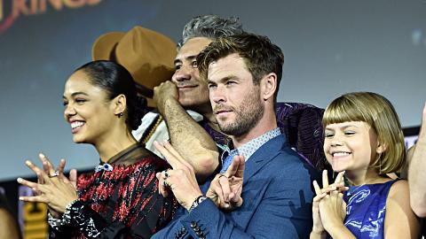 【SDCC聖地牙哥動漫展】Marvel公開MCU新時間表 落實逾10部電影、劇集放映日期
