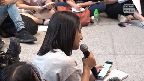 利君雅連番追問林鄭獲讚一針見血!非華裔中文記者被封為香港新聞女神