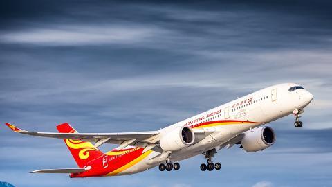 香港航空增加免費托運行李限額 8月5生效!20kg加至30kg/可攜2件行李