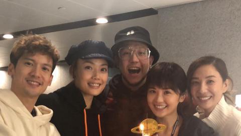 心痛關智斌因拍檔偷食令紅館演唱會夢幻滅 蔡卓妍取消關注張致恒IG割蓆