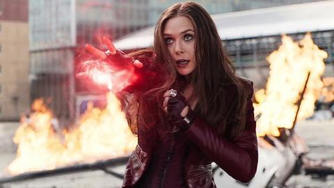 Elizabeth Olsen姊弟戀開花結果 緋紅女巫宣布與拍拖3年才子男友開花結果