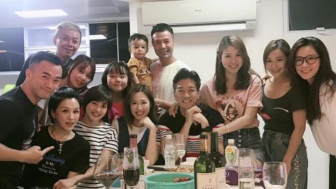 【愛回家】第一輯「查李施律師樓」相聚!演員戲外感情深厚仍不時敘舊