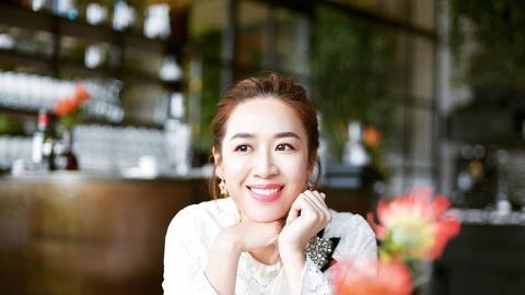 岑杏賢英國修讀心理學後回流香港 當演員同時任心理輔導師利用公餘時間睇病