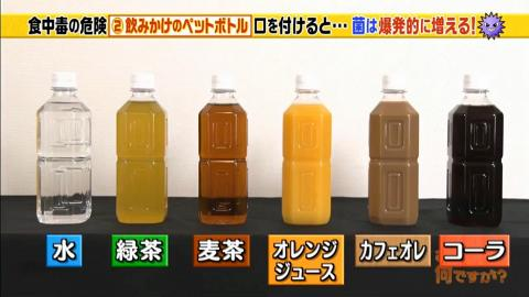 飲品開封後擺過夜可致食物中毒!24小時後細菌量激增:比座廁骯髒400倍