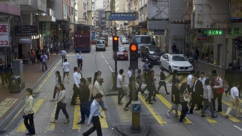 香港人口按年增7萬3人達752萬 4.4萬人持單程證移入佔增長人口6成