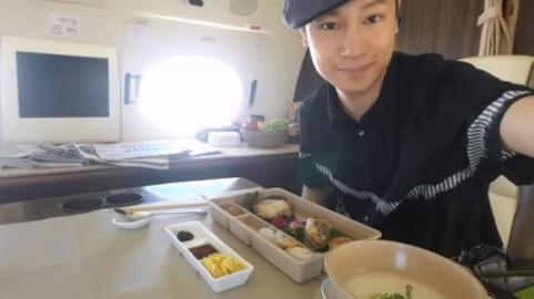 YouTuber大J分享馬會白金卡回應Gary存款 星級化妝師還擊 分享坐私人飛機出差