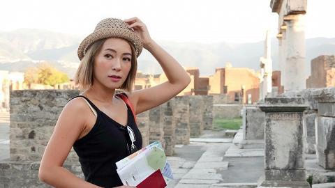 【她她她的少女時代】37歲梁芷珮演田蕊妮情敵搶鏡 已是三孩之母仍保養得宜