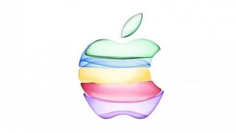 【蘋果發佈會】Apple正式確實iPhone 11發佈會日期 5色漸變蘋果Logo有暗示