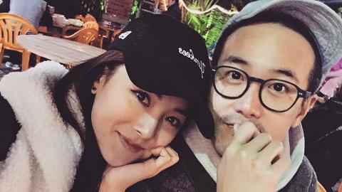 曾國祥王敏奕拍拖6年 傳兩人日本秘密結婚