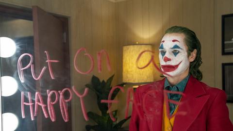 【JOKER小丑】被殘酷人生一夜逼瘋只能苦笑 小丑獨立電影揭開成魔背後悲劇故事