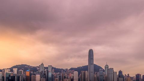 惠譽下調香港信貸評級至AA 展望負面 預測本港今年實際GDP增長為零