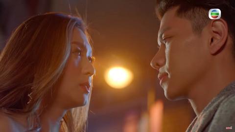 【她她她的少女時代】羅天宇蘭桂坊表白姚嘉妮 擁吻畫面唯美 姊弟戀令網民心動