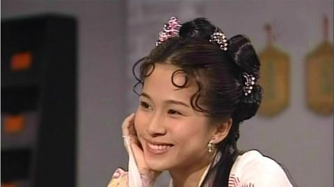 文頌嫻被歐錦棠氹掂出山拍ViuTV新劇 10年後再拍劇凍齡外貌依然少女