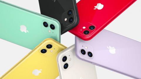 【iPhone 11】iPhone 11/11 Pro系列最平$1449換新機 睇勻Apple舊iPhone回收價
