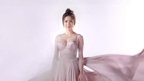 【多圖】最索人妻陳自瑤拍廣告狀態大勇 仙氣來襲展現完美體態