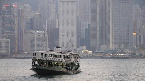 來往中環紅磡渡輪最快明年初復航!2020年擬試行「水上的士」料9月啟航