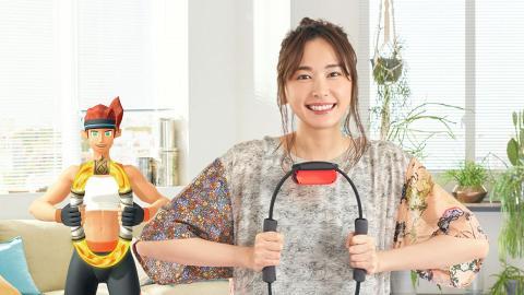 【Switch】健身遊戲RingFit Adventure+專用控制器 跑步鍛鍊肌肉打機兼做運動