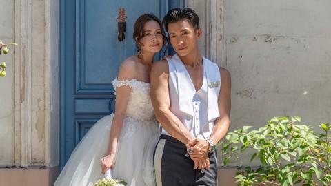 【金宵大廈】陳山聰下月迎娶拍拖5年女友Apple 赴法國拍浪漫婚照:望有美好回憶