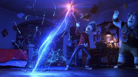 【1/2的魔法Onward】蜘蛛俠、星爵聲演精靈兄弟 24小時內尋找翻生爸爸上半身