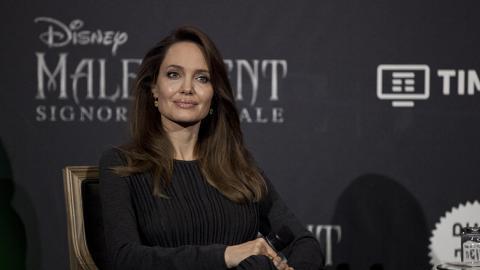 【黑魔后2】拍攝期間正值經歷離婚之痛 安祖蓮娜坦言代入強勢角色感困難