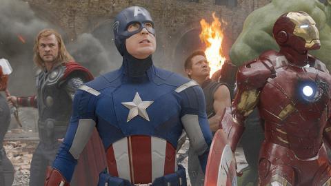雷神望與Iron Man、美國隊長再聚!想Marvel三巨頭再合作重拍經典喜劇
