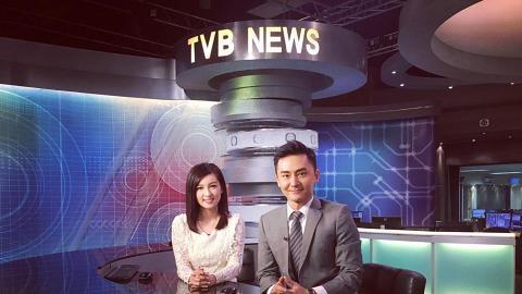 前TVB主播余浩宗3年前含淚報新聞 無悔離巢:不為五斗米折腰