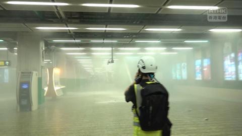 催淚氣體波及家居有機會影響健康 災難防護應變中心教你4個清潔家居方法