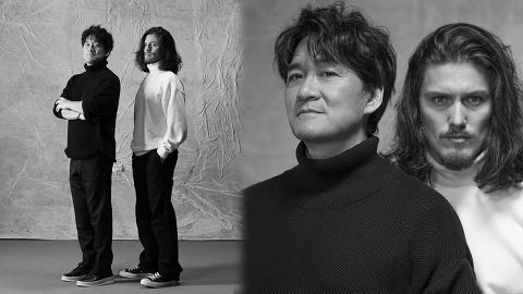 周華健與囝囝首次合作拍攝父子寫真集 29歲混血兒獲讚有型網民笑言似兩兄弟