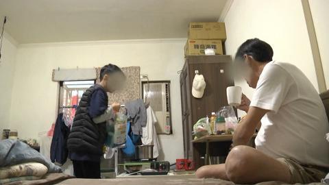 父親患重病無法工作難交租恐被趕走 11歲孝順仔放棄學業擺攤賺錢幫補家計