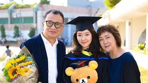 許紹雄22歲女兒一級榮譽畢業 用二千萬買獨立屋移民新加坡為寶貝女鋪路