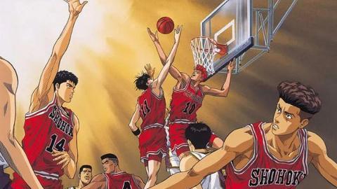 相隔23年《男兒當入樽》明年回歸出新作 作者井上雄彥手繪櫻木花道插畫證消息