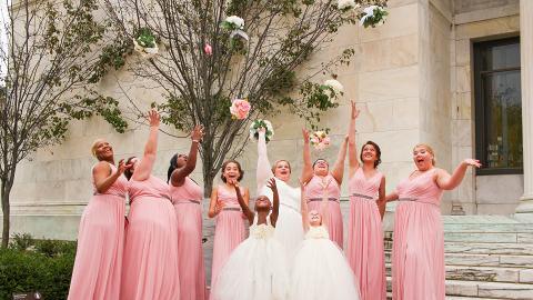 準新娘婚禮前怕被伴娘搶風頭 多次要求對方素顏不打扮上陣