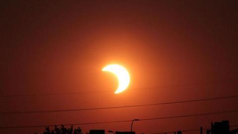 【天文現象2019】2019年最後一個天文現象!歷時近3小時 日偏食12月26日上演