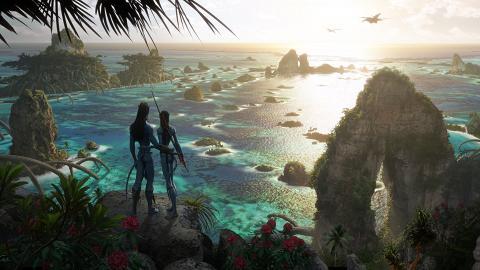 【阿凡達2】全新概念照再現發光夜景、壯闊海洋 網友反應兩極直言未夠新鮮感