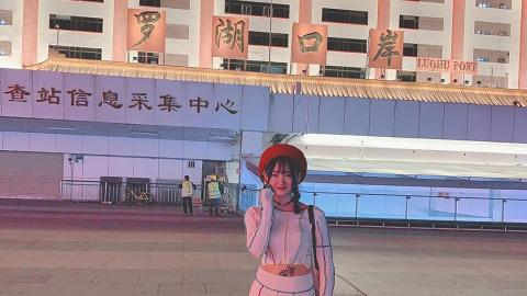 屯門公園大媽「娜娜」IG曝光 打扮性感喜愛自拍 原來戰衣並非來自淘寶