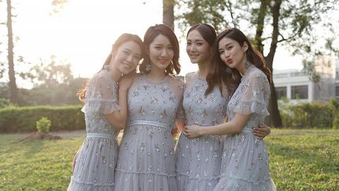 新娘結婚姊妹切忌喧賓奪主!細數5個姊妹團的化妝禁忌