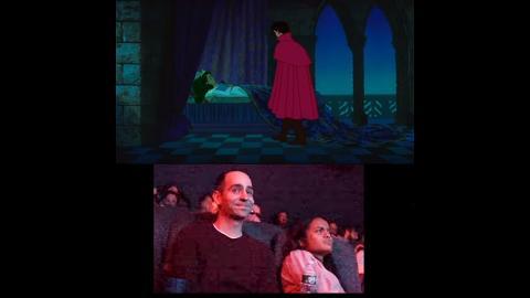 男友請動畫師改編《睡公主》超有心思 女友驚變主角先知自己被求婚場面爆笑