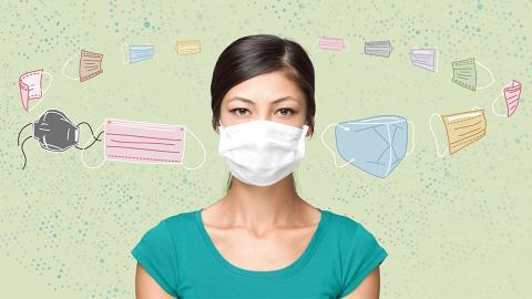 【武漢肺炎】消委會實測29款口罩近半樣本滿分 嚴選3款細菌過濾效率最好口罩