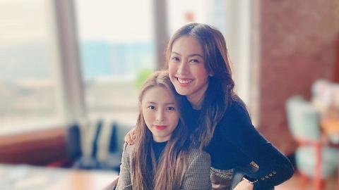 朱千雪7年後與「女兒」重聚!見證Elkie莊錠欣由童星成長為韓星