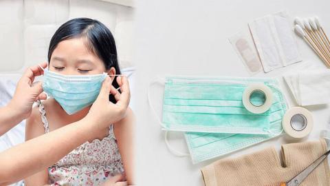 製衣界議員指理大有望研發可重用防菌布口罩 可洗70次/首批產品免費派發