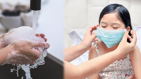 【新冠肺炎】10大預防肺炎貼士懶人包!口罩種類/戴口罩+洗手方法/清潔屋企