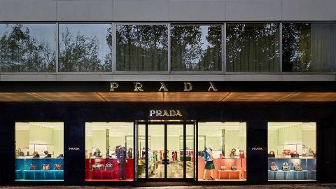 Prada香港最大旗艦店傳提早結業 難敵900萬月租 銅鑼灣店封上圍板