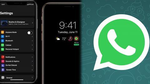【iPhone】傳iPhone終推WhatsApp暗黑模式 iOS測試版下載介面曝光