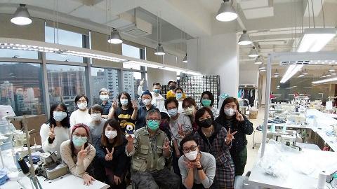 化學博士設廠房研發港產可替換口罩 香港本土製造!濾芯售價可低至$2