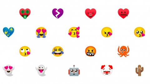 Google推新功能Google Emoji Kitchen!自由組合得意Emoji表情符號