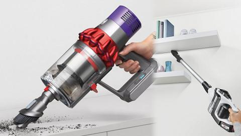 【消委會】10大好用吸塵機推介  Dyson/Bosch/小米/Electrolux/Philips/Tefal